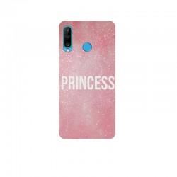 Husa Silicon Soft BS Print, Princess, Huawei P30 Lite