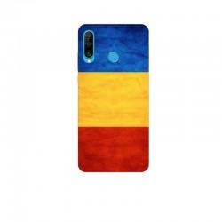 Husa Silicon Soft BS Print, Romania, Huawei P30 Lite