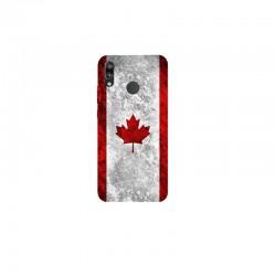 Husa Silicon Soft BS Print, Canada, Huawei P20 Lite