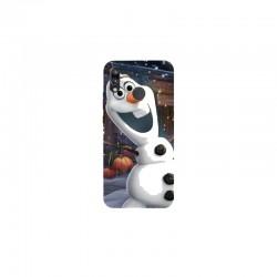 Husa Silicon Soft BS Print, Olaf, Huawei P20 Lite