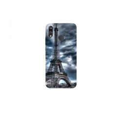 Husa Silicon Soft BS Print, Paris, Huawei P20 Lite