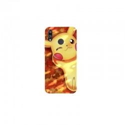 Husa Silicon Soft BS Print, Pikachu1, Huawei P20 Lite