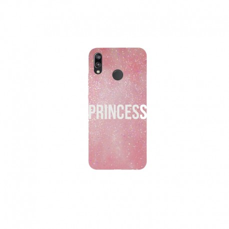 Husa Silicon Soft BS Print, Princess, Huawei P20 Lite