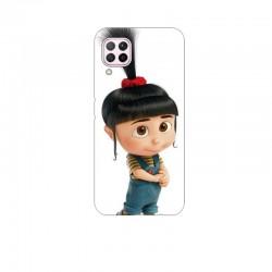 Husa Silicon Soft BS Print, Agnes, Huawei P40 Lite