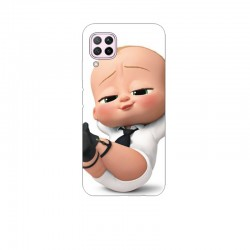 Husa Silicon Soft BS Print, Baby Boss, Huawei P40 Lite