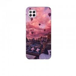 Husa Silicon Soft BS Print, Baloons, Huawei P40 Lite