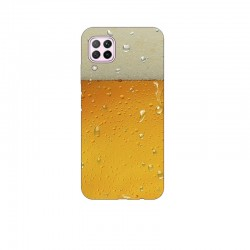 Husa Silicon Soft BS Print, Beer, Huawei P40 Lite