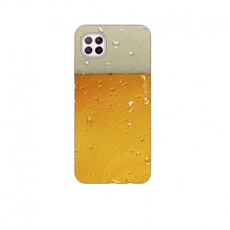Husa Silicon Soft BS Print, Beer, Huawei P40 Lite