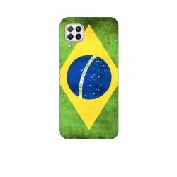 Husa Silicon Soft BS Print, Brasil, Huawei P40 Lite