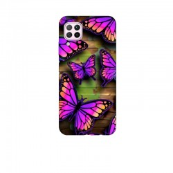 Husa Silicon Soft BS Print, Butterfly8, Huawei P40 Lite