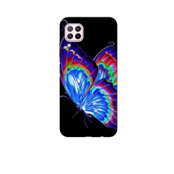 Husa Silicon Soft BS Print, Butterfly9, Huawei P40 Lite