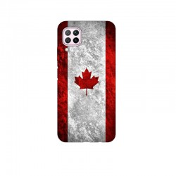 Husa Silicon Soft BS Print, Canada, Huawei P40 Lite