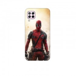 Husa Silicon Soft BS Print, Deadpool, Huawei P40 Lite
