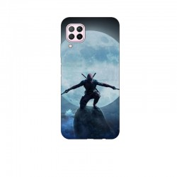 Husa Silicon Soft BS Print, Deadpool1, Huawei P40 Lite