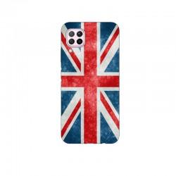 Husa Silicon Soft BS Print, England, Huawei P40 Lite