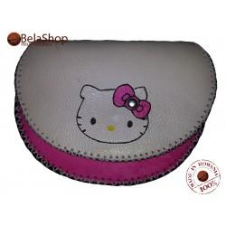 TOLBA MARY WHITE&PINK HELLO KITTY