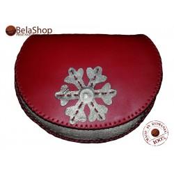 TOLBA MARY BLACK&RED SNOW