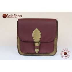 GEANTA SOFIA CHERRY & BROWN