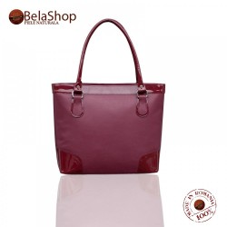 GEANTA MC18 - Marsala Leather