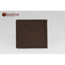 PORTOFEL BANCNOTE F050 DARK BROWN